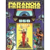 Livre de base - Nouvelle Edition (jdr Paranoia 2ème édition en VF)