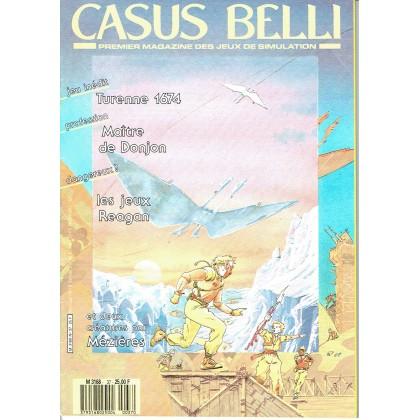 Casus Belli N° 37 (premier magazine des jeux de simulation) 007
