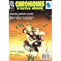 Chroniques d'Outre Monde N° 16 (magazine de jeux de rôles) 004