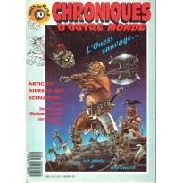 Chroniques d'Outre Monde N° 10 (magazine de jeux de rôles) 004