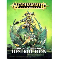 Grand Alliance - Destruction (jeu de figurines Age of Sigmar Warhammer en VF)