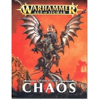 Grand Alliance - Chaos (jeu de figurines Age of Sigmar Warhammer en VF)