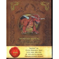 Monster Manual - Edition Premium (jdr AD&D 1ère édition en VO)