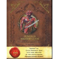Dungeon Masters Guide - Edition Premium (jdr AD&D 1ère édition en VO)