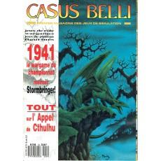 Casus Belli N° 54 (premier magazine des jeux de simulation)