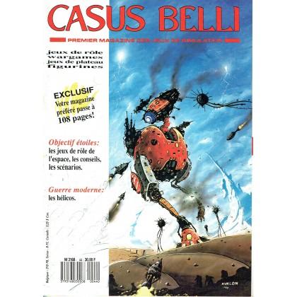 Casus Belli N° 44 (premier magazine des jeux de simulation) 008