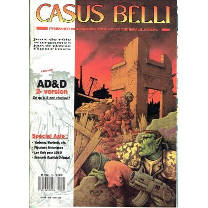 Casus Belli N° 50 (premier magazine des jeux de simulation) 007