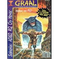 Graal N° 10 (Le mensuel des Jeux de l'Imaginaire) 004