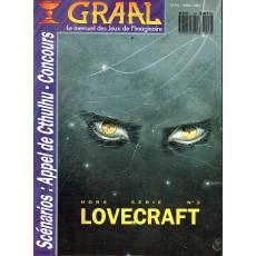 Graal Hors-Série N° 2 - Spécial Lovecraft (Le mensuel des Jeux de l'Imaginaire)