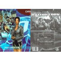 C.O.P.S. - Ecran & livret (jdr 1ère édition Siroz en VF) 003