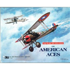 The American Aces - War in the Air 1914-1918 (wargame 3W en VO)