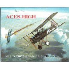 Aces High - War in the Air 1914-1918 (wargame 3W en VO)