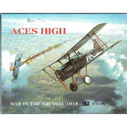 Aces High - War in the Air 1914-1918 (wargame 3W en VO) 001