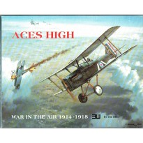 Aces High - War in the Air 1914-1918 (wargame 3W en VO)