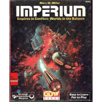 Imperium - Empires in Conflict : Worlds in the Balance (wargame GDW en VO)