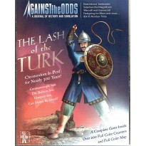 Against the Odds N° 30 - The Lash of the Turk (A journal of history and simulation en VO) 001