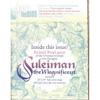 Against the Odds Vol. 3 Nr. 1 - Suleiman the Magnificent (A journal of history and simulation en VO)