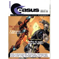 Casus Belli N° 27 (magazine de jeux de rôle 2ème édition) 002