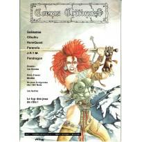 Coups Critiques N° 1 (magazine de jeux de rôle)