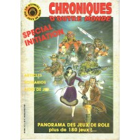Chroniques d'Outre Monde N° 6 (magazine de jeux de rôles) 003