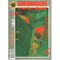 Chroniques d'Outre Monde N° 7 (magazine de jeux de rôles) 002