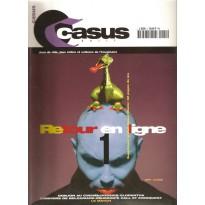 Casus Belli N° 1 (magazine de jeux de rôle) 001