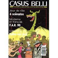 Casus Belli N° 40 (premier magazine des jeux de simulation)