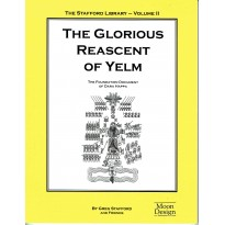 The Glorious Reascent of Yelm - The Stafford Library Volume II (jdr Glorantha Runequest en VO)