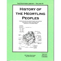 History of the Heortling Peoples - The Stafford Library Volume IX (jdr Glorantha Runequest en VO)