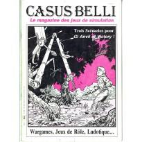 Casus Belli N° 12 (le magazine des jeux de simulation)