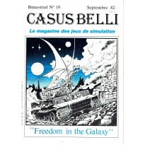 Casus Belli N° 10 (le magazine des jeux de simulation)