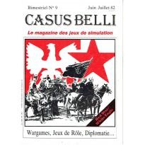 Casus Belli N° 9 (le magazine des jeux de simulation)