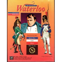 The Battles of Waterloo (wargame GMT en VO) 001