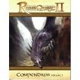 Compendium - Volume 1 (jdr Runequest II en VF) 002