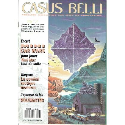 Casus Belli N° 57 (premier magazine des jeux de simulation) 007