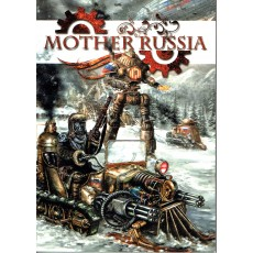 Steamshadows - Mother Russia (JDR Editions en VF)