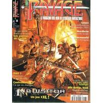 Ravage N° 5 (le Magazine des Jeux de Stratégie Fantastique) 003