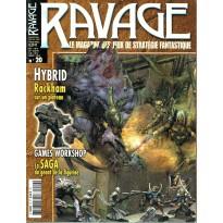 Ravage N° 20 (le Magazine des Jeux de Stratégie Fantastique) 002