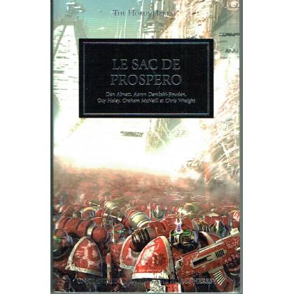 Le Sac de Prospero - The Horus Heresy (roman Warhammer 40,000 en VF) 001