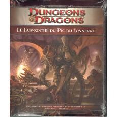 H2 Le Labyrinthe du Pic du Tonnerre (jdr Dungeons & Dragons 4 en VF)