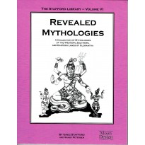 Revealed Mythologies - The Stafford Library Volume VI (jdr Glorantha Runequest en VO)