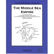 The Middle Sea Empire - The Stafford Library Volume VIII (jdr Glorantha Runequest en VO)