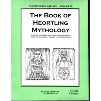 The Book of Heortling Mythology - The Stafford Library Volume XI (jdr Glorantha Runequest en VO)