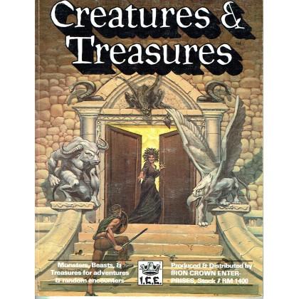 Creatures & Treasures (jdr Rolemaster en VO) 002
