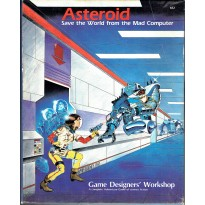 Asteroid - Save the World from the Mad Computer (wargame GDW en VO) 001