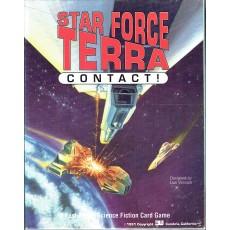 Star Force Terra - Contact ! (jeu de simulation futuriste de 3W en VO)