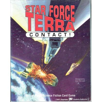 Star Force Terra - Contact ! (jeu de simulation futuriste de 3W en VO) 001