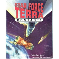 Star Force Terra - Contact ! (jeu de simulation futuriste de 3W en VO)