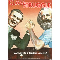Class Struggle - Game of life in Capitalist America! (jeu de stratégie Avalon Hill en VO) 001