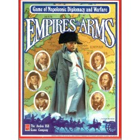 Empires in Arms - Game of Napoleonic Diplomacy and Warfare (jeu de stratégie Avalon Hill en VO) 001